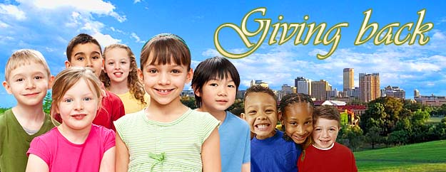 giving back1 Giving Back